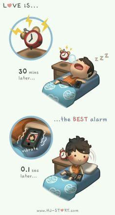 Ser tu alarma ⏰