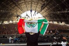 México for the world !!!! Love  DEORRO