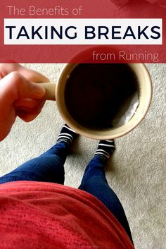 Training smarter doesn't always mean training harder. Learn why taking breaks from running can actually make you a better running!