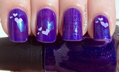 Wet n' Wild Check Into Rehab with stamping. Looks good!