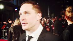 Tom Hardy   .gif There is a lot of sexy in this one...
