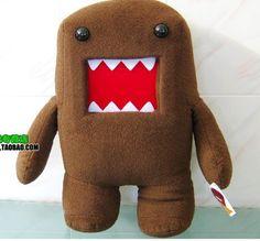 20' or 50cm size Plush domo kun stuffed animal toys Plush doll free shipping on AliExpress.com. $29.00