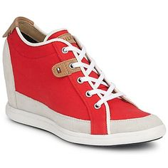 a7b62b6160bd9 -15% off these stunning wedge trainers from  tommyhilfiger ! Free delivery   spartoouk
