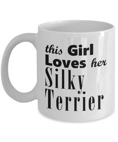 Silky Terrier - 11oz Mug