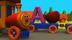 Learn the objects that start with the letters of the English alphabet with Ben the train. #benthetrain #phonicssong #educational #kidssongs #babysongs #learning #kids #parenting #fun #playtime