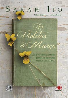 Resenha: As Violetas de Março de Sarah Jio, Author e Editora Novo Conceito http://www.leitoraviciada.com/2013/04/as-violetas-de-marco-sarah-jio-editora.html