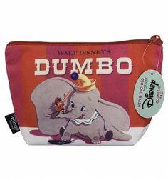 Dumbo Vintage Disney Wash Bag
