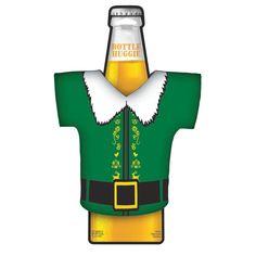 Elf - T-Shirt Costume Bottle Cooler