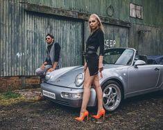 Porsche Models, Pin Up, Car Girls, Porsche 911, Cool Cars, Gentleman, Lady, Pork, Women