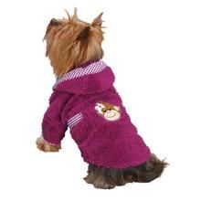 Monkey Business Dog Robe - Tiff