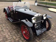 MG  J2 MIDGET 1934