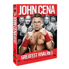 John Cena's Greatest Rivalries  http://encore.greenvillelibrary.org/iii/encore/record/C__Rb1384349