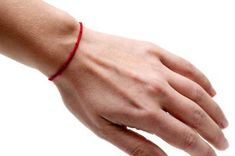 The Significance of Wearing Red String Bracelet in Judaism Bracelets With Meaning, Divas Can Cook, Red String Bracelet, Black Cow, Thread Bracelets, Natural Curiosities, Red Cross, Handmade Jewelry, Bebe