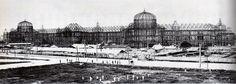 Tokyo station building construction work - 東京駅の歴史 - Wikipedia