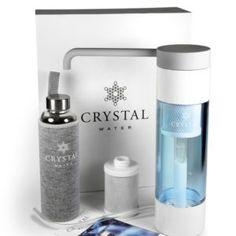 Vi strikker sammen: Tovede tøfler! - Crystals, Water, Gripe Water, Crystal, Crystals Minerals