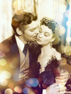 All I could ever ask for in life is for someone to love me like Rhett loved Scarlett. <3