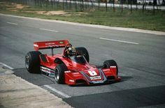 Moco Brabham BT45 Alfa Romeo Kyalami 1977