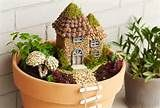 how to make a fairy house | The