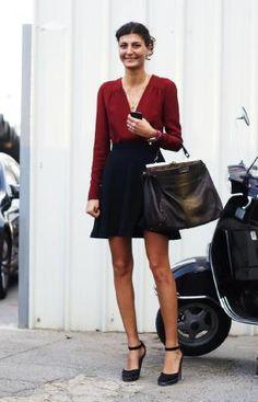Street Style Giovanna Battaglia