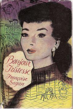 Bonjour Tristesse by Covers etc, via Flickr