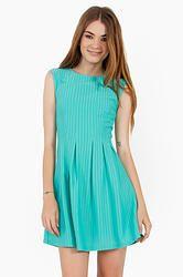 Lucky Stripe Dress