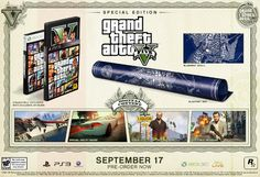 GTA 5 : les éditions collector en image