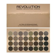Ultra 32 Shade Eyeshadow Palette FLAWLESS - Palettes