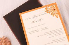 TE & Sharon Wedding Invitation | Custom Invitations by Printsonalities: Your Personal Invitation Stylist