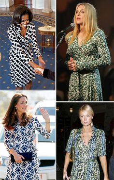 famosas wrap dress dvf - Juliana e a Moda   Dicas de moda e beleza por Juliana Ali