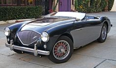 1954 Austin Healey 100-4  Available for sale at Goodmanreed.com