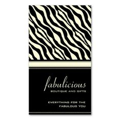>>>Order          	Zebra Stripe Fabulous Business Card           	Zebra Stripe Fabulous Business Card This site is will advise you where to buyThis Deals          	Zebra Stripe Fabulous Business Card lowest price Fast Shipping and save your money Now!!...Cleck Hot Deals >>> http://www.zazzle.com/zebra_stripe_fabulous_business_card-240119664656931673?rf=238627982471231924&zbar=1&tc=terrest