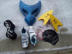 Triathlon gear to train for your first tri
