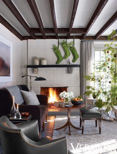 3 Amazing Useful Ideas: Stone Fireplace With Shiplap fireplace outdoor verandas.Fireplace Living Room Home Tours fireplace screen mounted tv.Fireplace Living Room Home Tours. Bedroom Decor Cozy, Room Design, Cozy Fireplace, Fireplace Surrounds, Living Room With Fireplace, Fireplace Design, Small Living Room, Living Room Interior, Art Deco Living Room