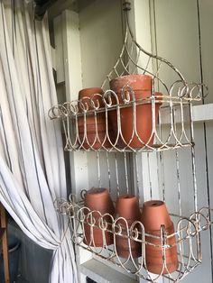 Potting shed ideas! She Sheds, Shed Design, Shed Plans, Clay Pots, Will Smith, Garden Art, Planter Pots, Gardening, Garden Decorations