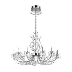 Shop Eurofase Lighting  19394-015 12 Light Giselle Chandelier at Lowe's Canada. Find our selection of chandeliers at the lowest price guaranteed with price match + 10% off.