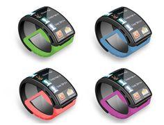 Samsung Galaxy Gear: So könnte die Smartwatch aussehen