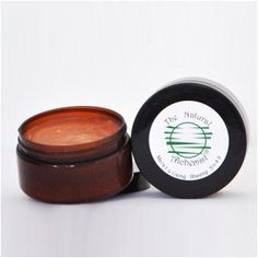 Clean Skin Shaving Soap in travel container. Our handmade moisturising shaving soap is suitable for all skin types will also assist those men with problem or sensitive skin. The great mix of essential oils leaves the skin soft, smooth and smelling great. www.naturalalchemist.com.au