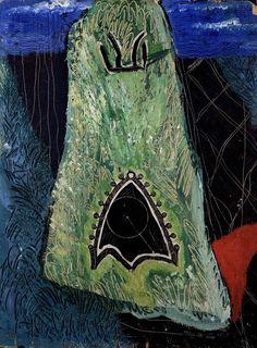 'Vegetation' (1925) by Max Ernst Μπορεί έτσι να ζωγραφίσεις και άνθρωπο