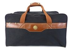 SAMSONITE REISE TASCHE XL BAG schwarz braun - mit LEDER! LUXUS! /AZ415