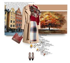"""""""Fall Tartan.."""" by vkevans ❤ liked on Polyvore featuring H&M, Zara, Stills, Finders Keepers, Nordstrom, Avenue and vkevans"""