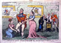 Reinette: Satire and Fashionable Caricature