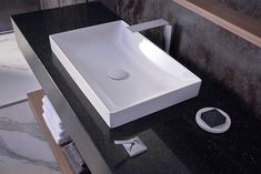 Considering a new lavatory? TOTO's sleek designs marry the best of modern and timeless.