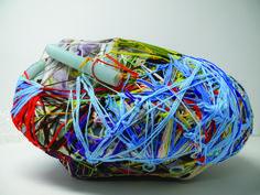 An Entangled World: The Art of Judith Scott on penccil Textile Sculpture, Soft Sculpture, Abstract Sculpture, Sculptures, Abstract Art, Oakland Museum, Homemade Art, Textiles, Visionary Art
