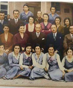 """Point """"Ataturk"""" starb am Tag des Dozenten der Universität Istanbul . Turkish Army, The Turk, Turkish Fashion, Star Wars, Great Leaders, World Peace, Ottoman Empire, Travel Memories, Historical Pictures"""