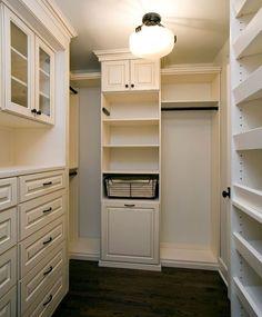 My closet needs ths Fabulous Master Closet makeover!!!  Oh Honey!!!!