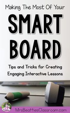 There are so many ways to make your lessons engaging and interactive for your