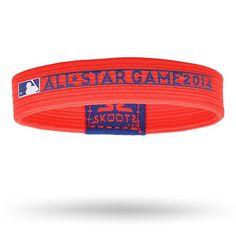 MLB 2014 All-Star Game Skootz Bracelet - Red - $9.99
