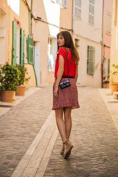 Jupe Léopoldine #terreetmer #été #cassis Sequin Skirt, Sequins, Collection, Skirts, Fashion, Grosgrain, Skirt, Fashion Ideas, Moda