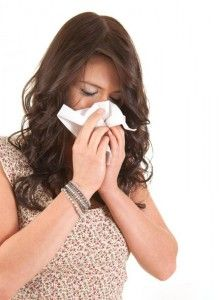 How To Get Rid Of a Runny Nose Fast: 12 Ways - iHomeRemedy  Also a great site for other remedies at home.