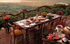 Ngorongoro Crater Lodge, Tanzania - World's Most Amazing Restaurants With a View   Travel + Leisure